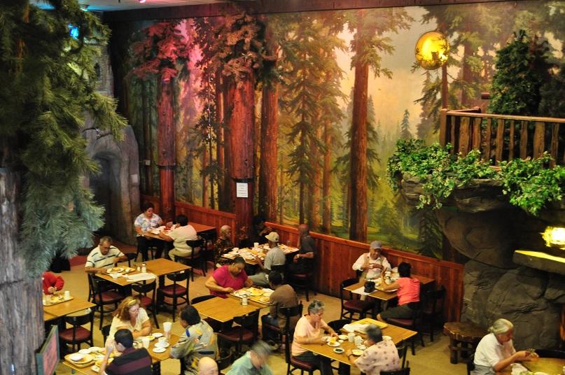 Clifton's Cafeteria. Photo: Jovon Shuck via roadfood.com