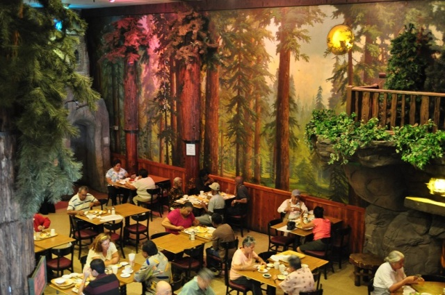 Clifton's Cafeteria. Photo: Jovon Shuck via roadfood.com