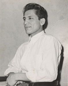 Henry Leyvas. Photo: UCLA Library Special Collections