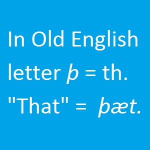 LetterThorn