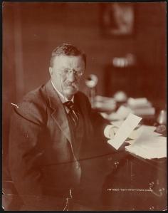 Theodore Roosevelt (1910) via Library of Congress